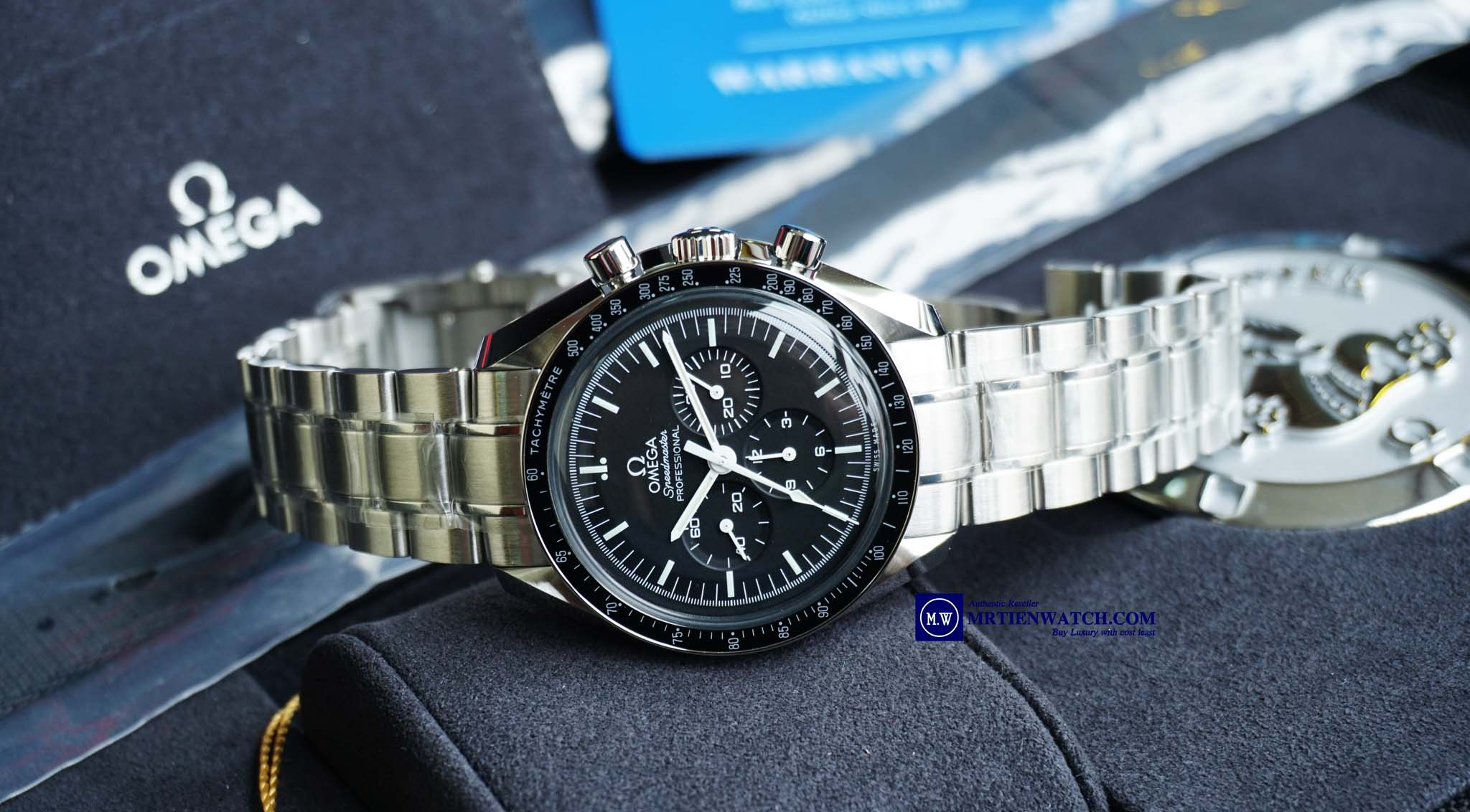 Omega Speedmaster Moon Watch Professional Chronograph 42 mm 311.30.42.30.01.005