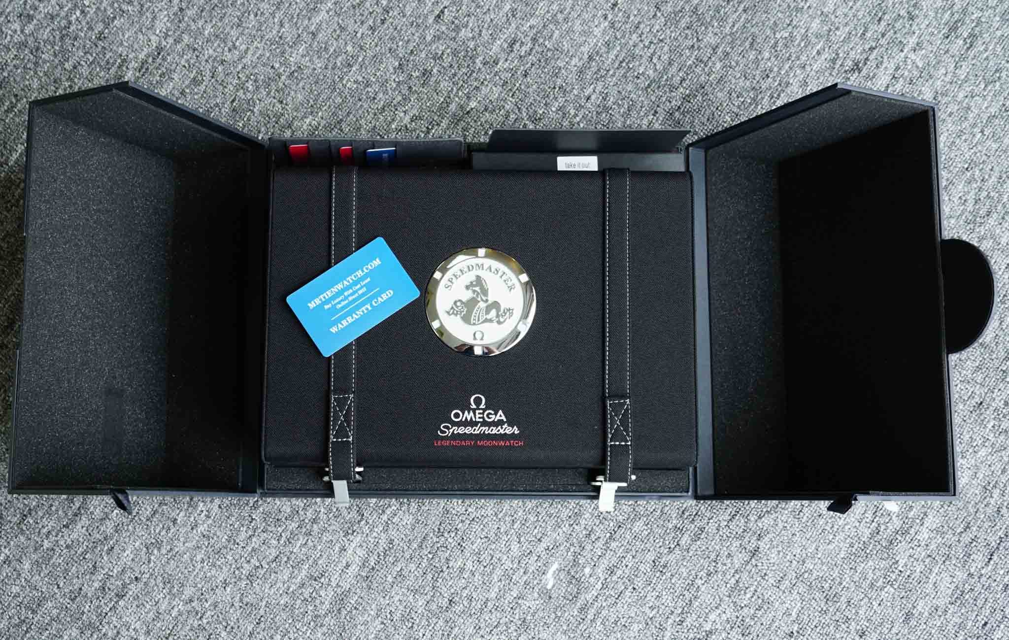 Omega Speedmaster Moon Watch Professional Chronograph 42 mm 311.30.42.30.01.005 12