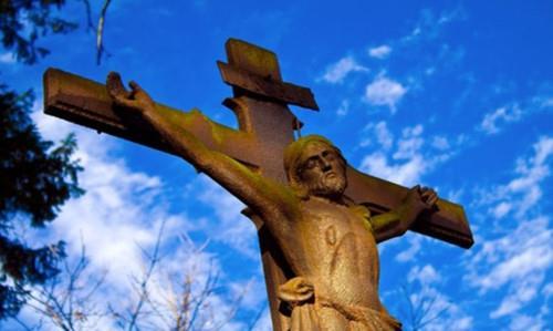Truyền thuyết về nguồn gốc Thánh giá Chúa Giêsu
