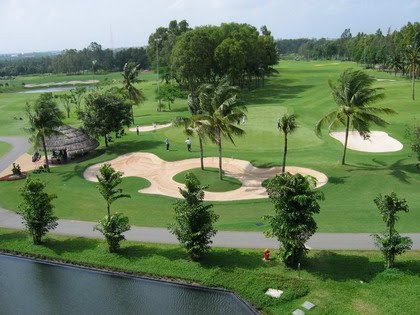 car hire ho chi minh for golf tour