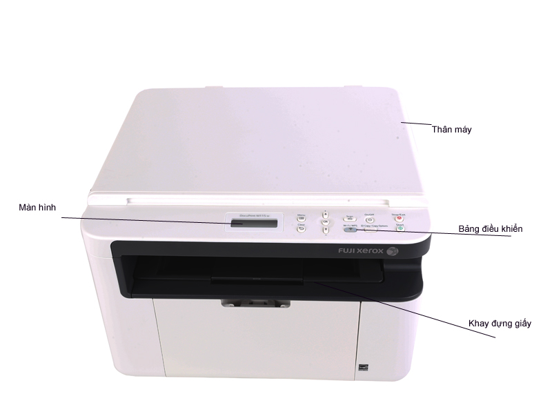 reset may in laser xerox m115w