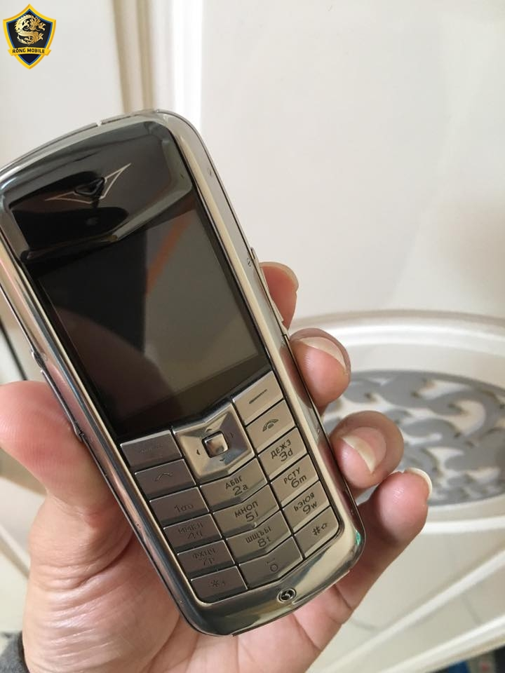 Vertu Constellation Steel 2007
