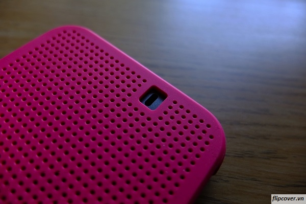 dot cover htc one m9