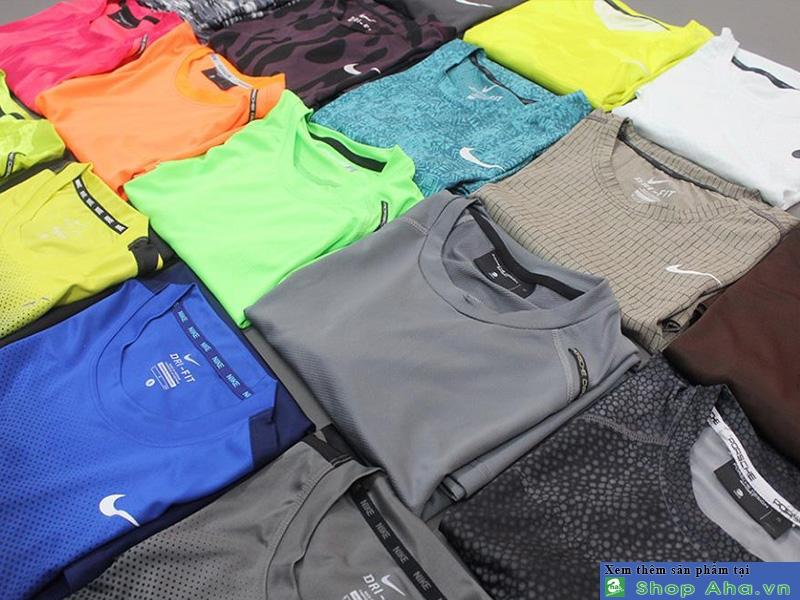 tổng hợp áo tập gym