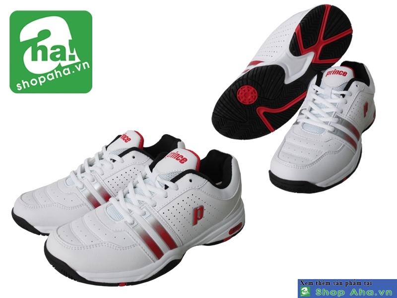 Tennis prince trắng đỏ