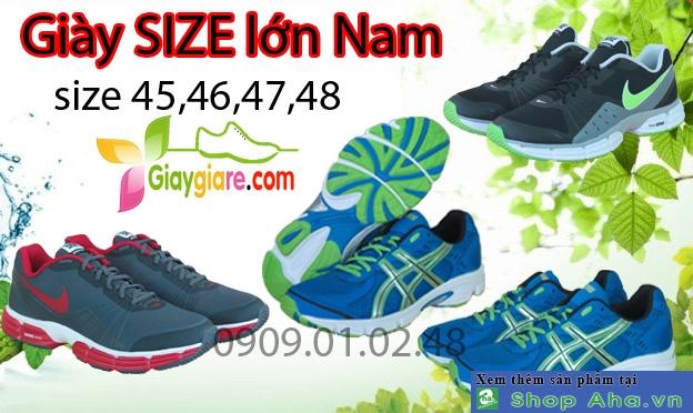 giày size 46