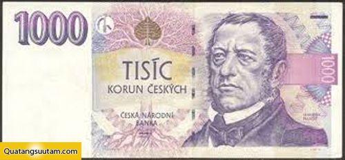 1000 Koruna Séc