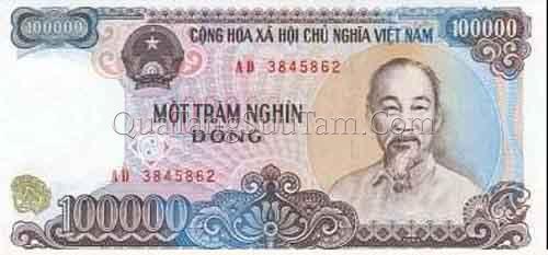100000 dong 1994