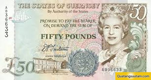 20 guernsey currency