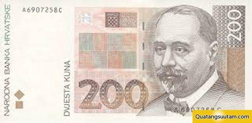 200 Kuna Croatian
