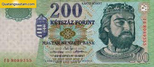 Forint Hungary