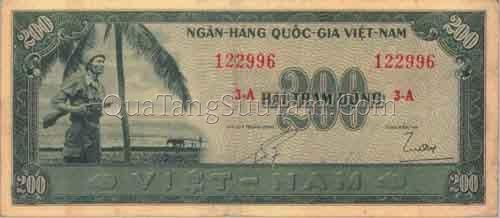 200 đồng (năm 1955)