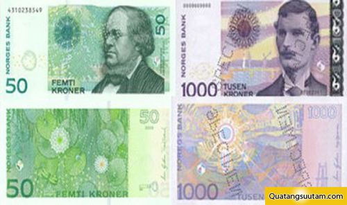 50 Krone Na Uy