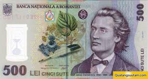 500 Leu Romania
