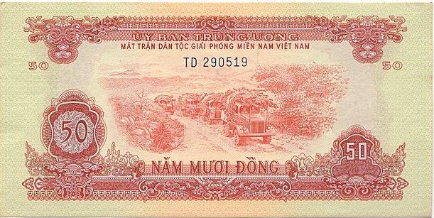tiền giấy VNCH