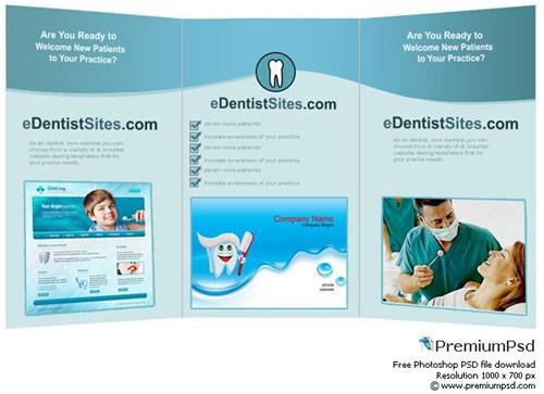 Đại sứ Brochure các vấn đề răng miệng