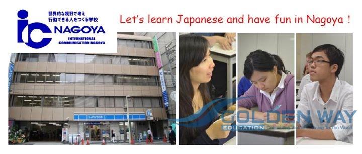 Trường IC nagoya du học nhật bản