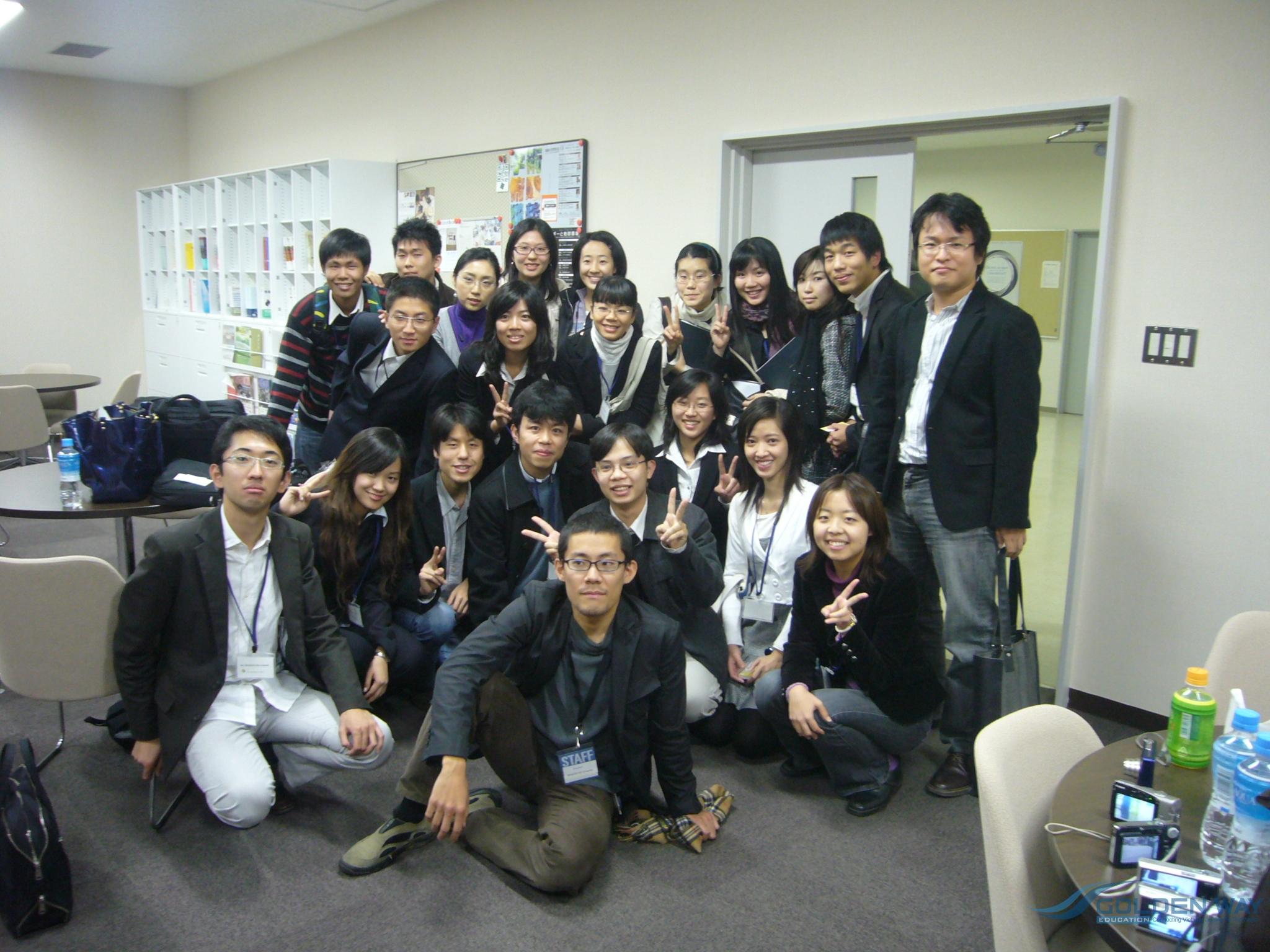 Du học Nhật Bản Goldenway