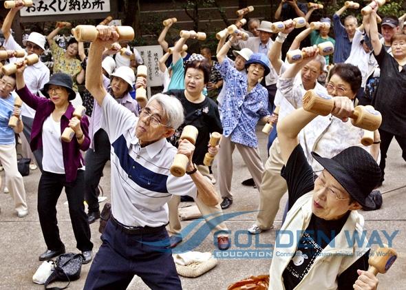 Lễ hội người cao tuổi keiro no hi - du học nhật bản