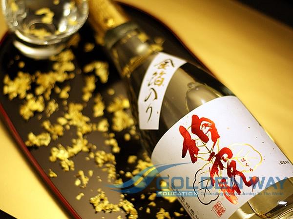 Rượu sake của nhật bản
