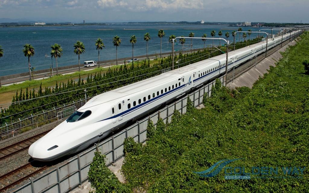 hệ thống tàu Shinkansen