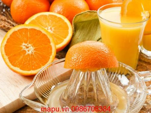 Nước ép rau và hoa quả