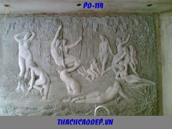 Trần thạch cao xương chìm 07