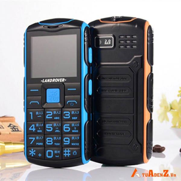 Điện thoại dành cho người già land rover a12 với màn hình lớn 1.8 inch, bàn phím và số rõ ràng dễ thao tác, thiết kế nhỏ gọn dễ cầm nắm